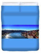 Rio Douro Duvet Cover