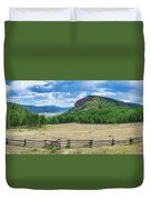 Rio Grande Headwaters #2 Duvet Cover