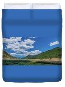 Rio Grande Headwaters #3 Duvet Cover