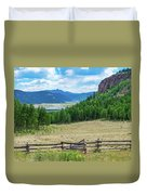Rio Grande Headwaters Duvet Cover