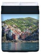 Riomaggiore 0583 B Duvet Cover