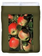 Ripening Apples Duvet Cover