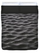 Ripples And Waves From Wind Dance Duvet Cover