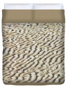 Ripples In The Sand IIi Duvet Cover
