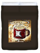 Rise And Shine Original Painting Madart Duvet Cover