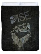 Rise Power Duvet Cover