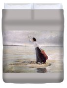 Rising Tide Duvet Cover
