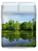 Ritter Springs Pond Duvet Cover