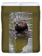 Rive Otter Duvet Cover