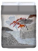 River And Water Duvet Cover