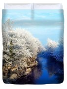 River Bann, Co Armagh, Ireland Duvet Cover