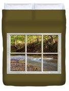 River Falls Duvet Cover