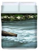 River Motion Duvet Cover