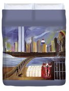 River Of Babylon  Duvet Cover