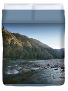 River Of No Return Duvet Cover