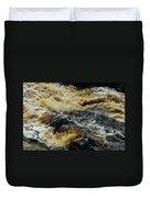River On The Rocks Duvet Cover