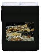 River On The Rocks IIi Duvet Cover