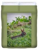 River Rabbit Duvet Cover