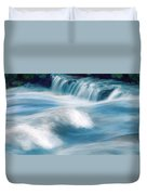 River Rapids Duvet Cover