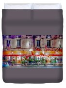 River Street Sweets Candy Store Savannah Georgia   Duvet Cover