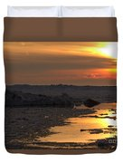 River To The Sun 2 Duvet Cover