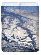 River Valley Aerial Duvet Cover