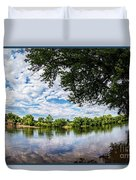 River View At Cartersville 1878ta Duvet Cover