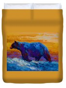 Rivers Edge I Duvet Cover