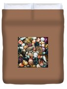 Riverstones I Duvet Cover