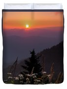 Rize And Shine. Duvet Cover
