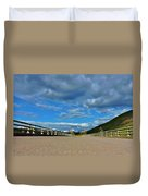 Road To Majesty  Duvet Cover
