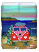 Road Trip No. 1 Duvet Cover