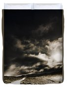 Roads Of Atmosphere  Duvet Cover