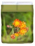 Roadside Wildflower Duvet Cover