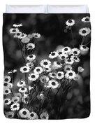 Roadside Wildflowers Duvet Cover