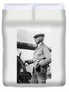 Roald Amundsen (1872-1928) Duvet Cover