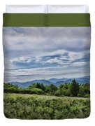 Roan Mountain 1 Duvet Cover
