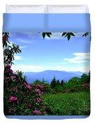 Roan Mountain Rhododendron Gardens Duvet Cover