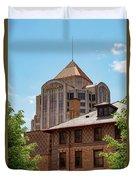 Roanoke Architecture Duvet Cover