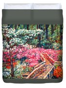 Roanoke Beauty Duvet Cover