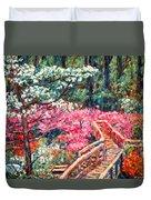 Roanoke Beauty Duvet Cover