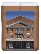 Roanoke City Market Building Duvet Cover