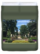 Roanoke College 2 Duvet Cover