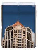 Roanoke Wells Fargo Bank Duvet Cover