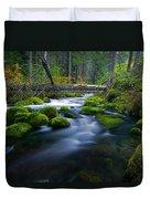 Roaring River Duvet Cover