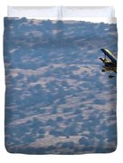 Rob Caster In Miss Diane, Friday Morning 16x9 Aspect Signature Edition Duvet Cover