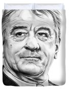 Robert Deniro Duvet Cover