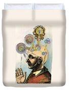Robert Fludd, 1574-1637 Duvet Cover