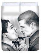 Robin Lord Taylor Duvet Cover