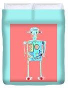 Robot 4 Duvet Cover